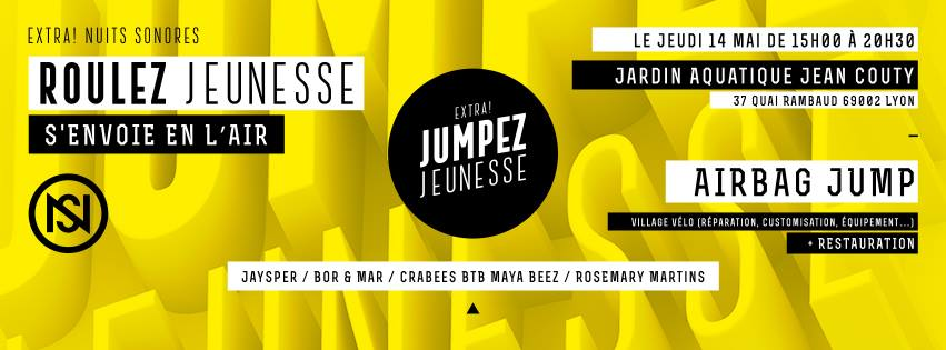 Nuits Sonores : Extra ! Jumpez Jeunesse