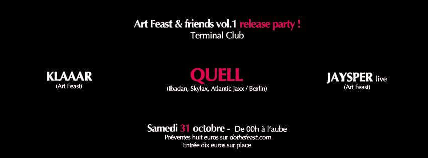 Terminal Club with Quell