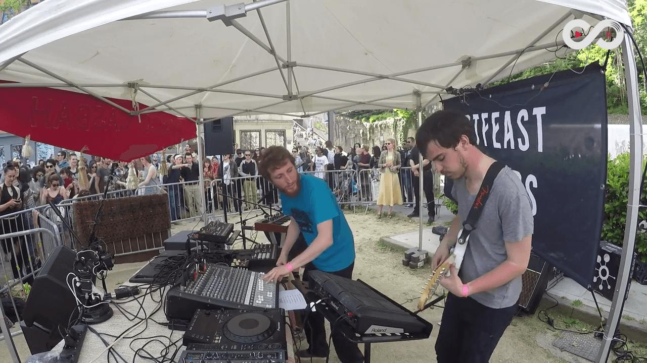Jaysper DJ Set @ Thé à la menthe